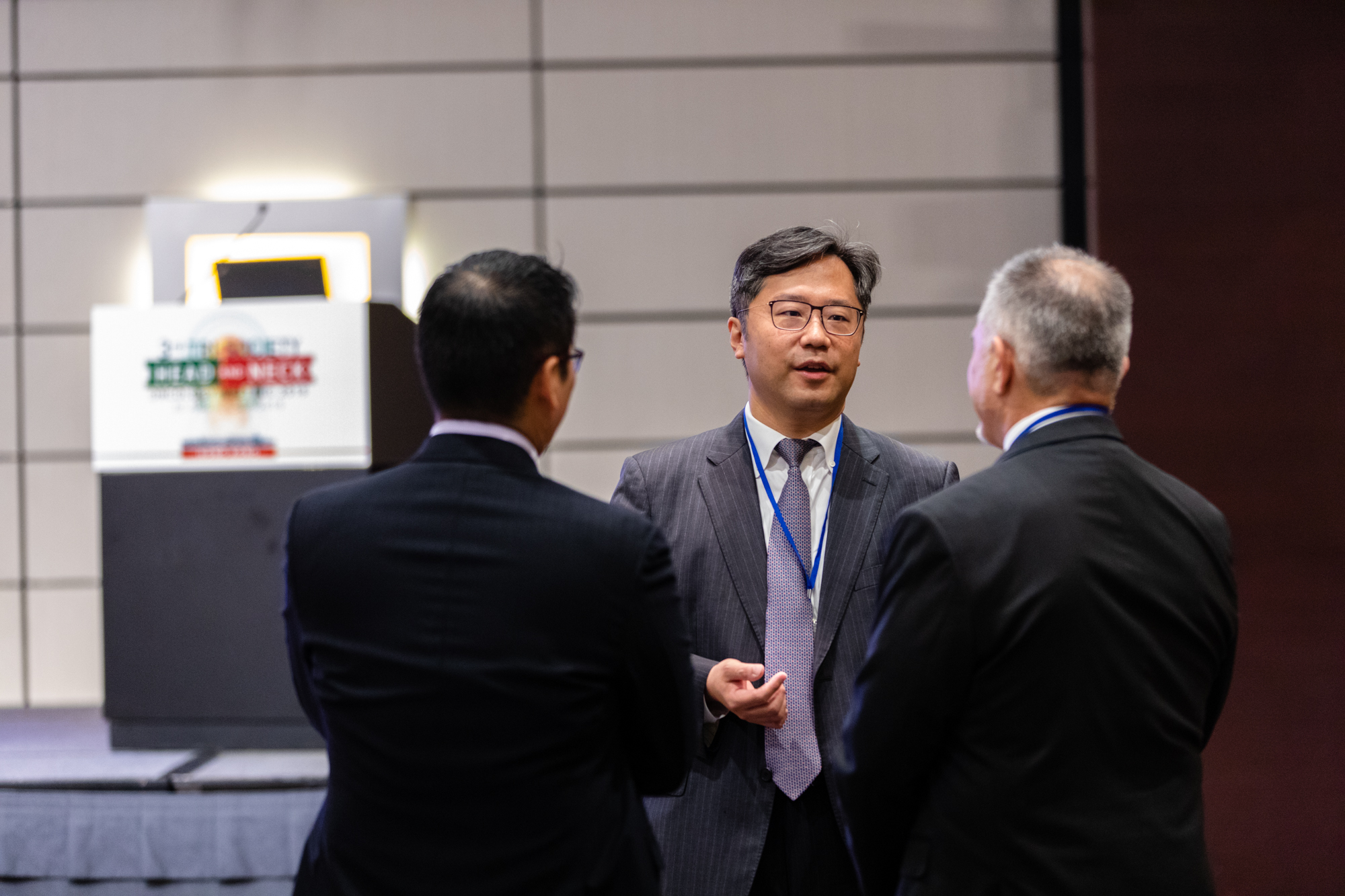 Dr. Jimmy YW Chan, HK Head and Neck Oncology Meeting
