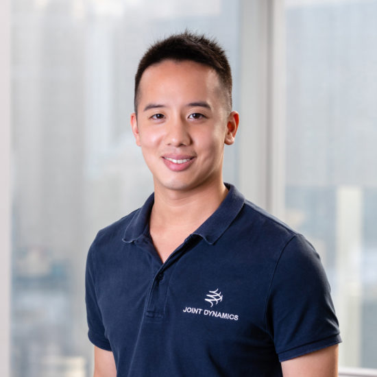 Julian Pang, Physiotherapy, Joint Dynamics and The Central Clinic
