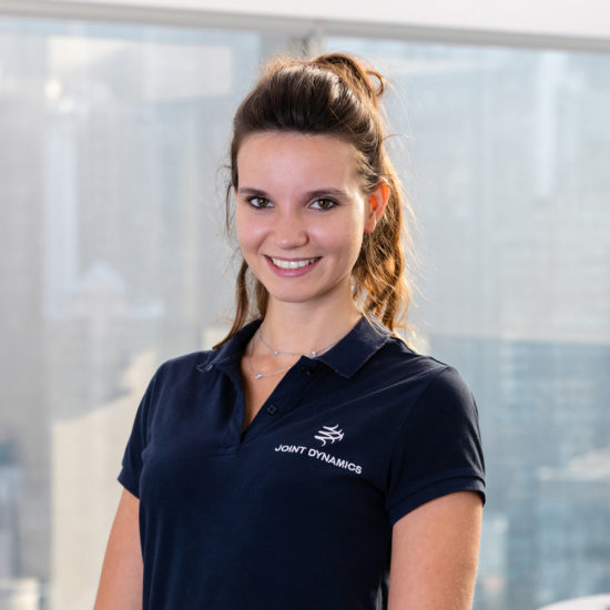 Juliette Dutois, Osteopathy at Joint Dynamics and The Central Clinic