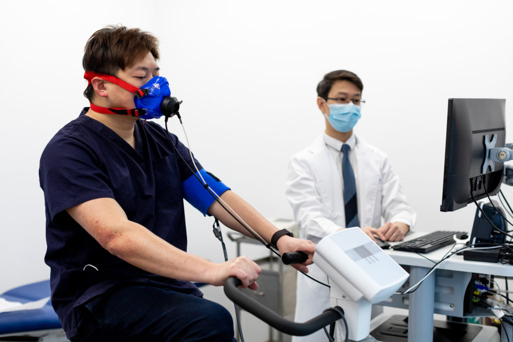 CPET | Health Check at The Central Clinic 中環專科 | Hong Kong medical clinic
