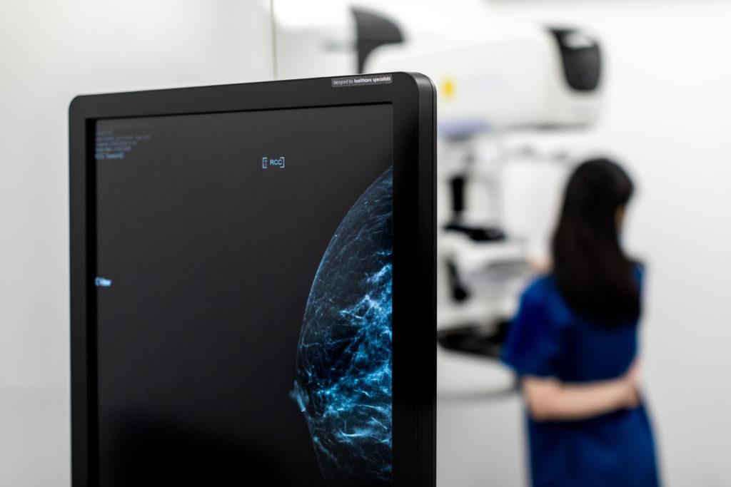 3D Mammogram Hong Kong | The Central Clinic 中環專科