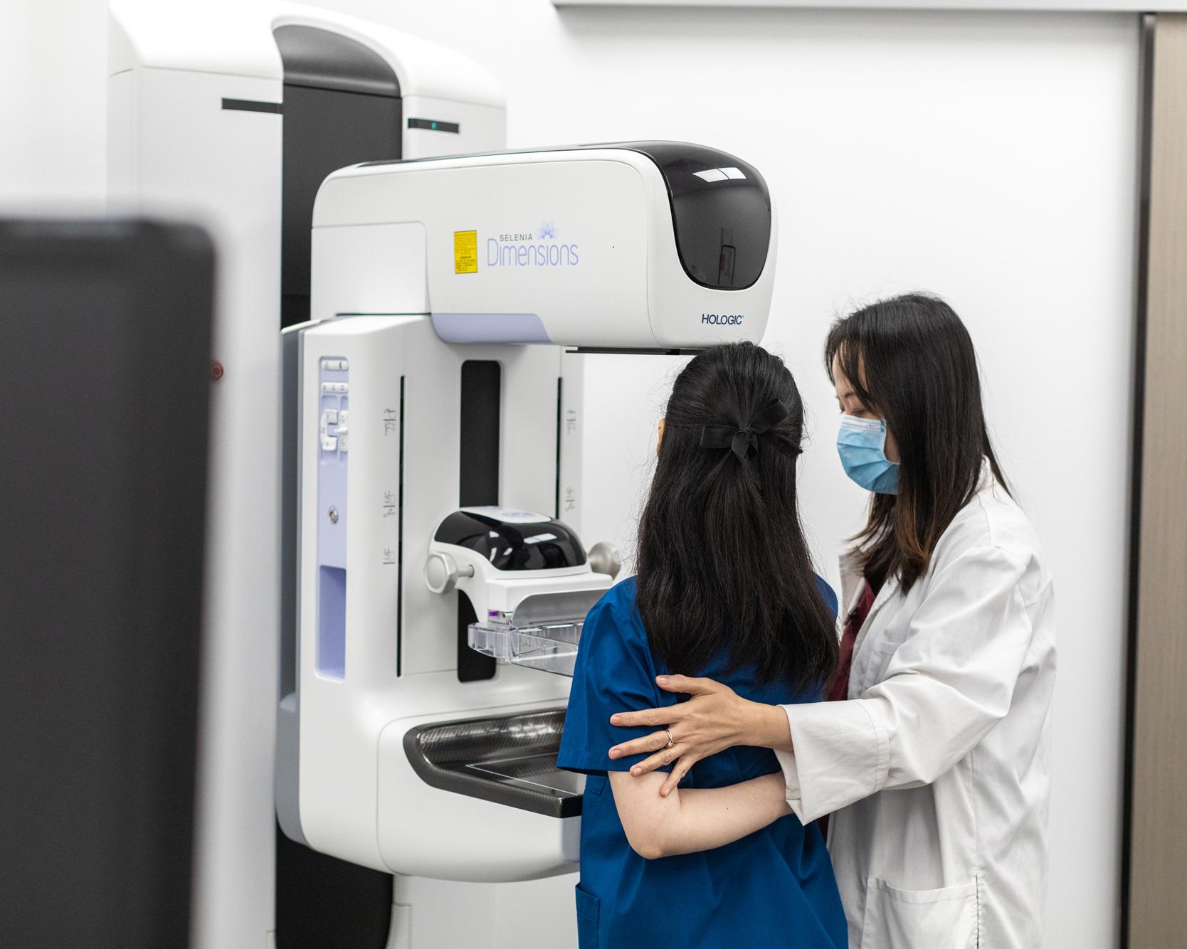 3D Mammogram Scan | The Central Clinic, Hong Kong | 中環專科 乳房X光造影